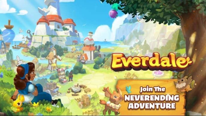 Everdale - Tựa game Hay Day 2 của Supercell