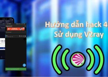 Cách tạo Server V2ray Dùng Data 4G miễn phí 1