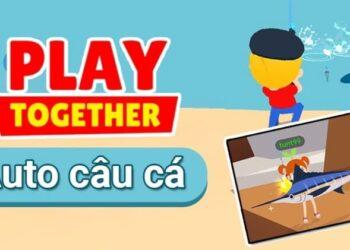 Cách Auto câu cá thành công 100% trong Play Together 4