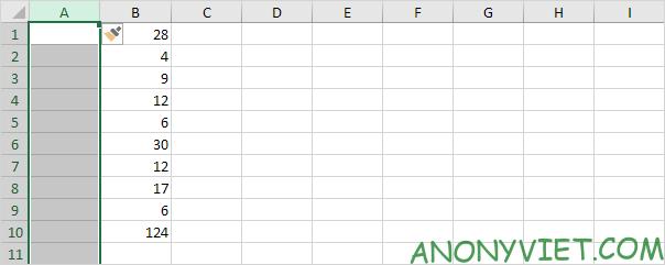 Bài 128: Cách thêm cột trong Excel 51