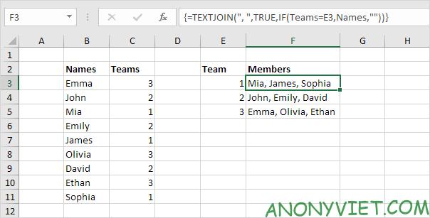Bài 152: Cách sử dụng hàm Concatenate trong Excel 64