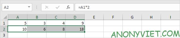 Bài 101: Cách khóa ô trong Excel 59