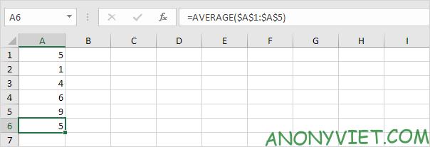 Bài 188: Cách sử dụng hàm STDEV trong Excel 67