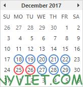 Bài 136: Cách sử dụng hàm Weekday trong Excel 45