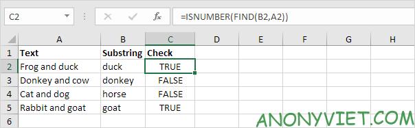 Bài 118: Kiểm tra ô chứa văn bản trong Excel 30