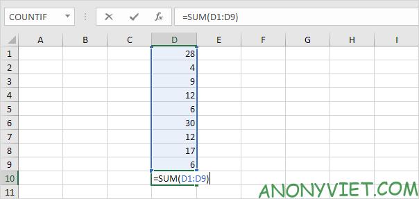 Bài 128: Cách thêm cột trong Excel 55