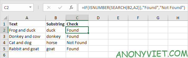 Bài 118: Kiểm tra ô chứa văn bản trong Excel 31