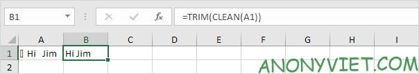 Bài 148: Cách xóa khoảng trắng trong Excel 46