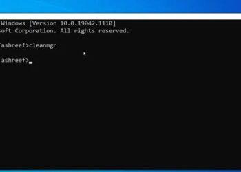 Cách xóa File rác dư thừa để tăng tốc máy tính bằng CMD 3