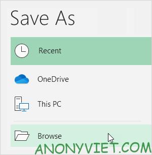 Bài 76: Cách sử dụng Save As trong Excel