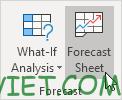 Bài 184: Cách sử dụng hàm Forecast trong Excel 38