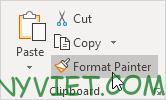 Bài 45: Cách sử dụng Format Painter trong Excel 25