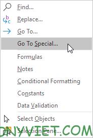 Bài 54: Cách Đánh dấu các ô khác nhau trong 1 hàng Excel 32