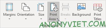 Bài 89: Cách sử dụng Print Area để chọn vùng in trong Excel 22