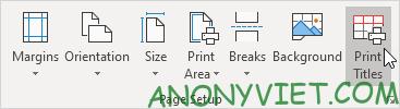 Bài 86: Cách sử dụng Print Titles trong Excel