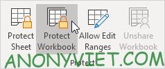Bài 99: Cách đặt mật khẩu bảo vệ file Excel