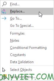 Bài 150: Hàm Substitute và Replace trong Excel 46