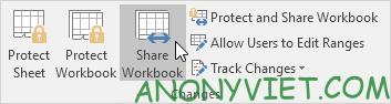 Bài 92: Cách chia sẻ sổ làm việc trong Excel 43