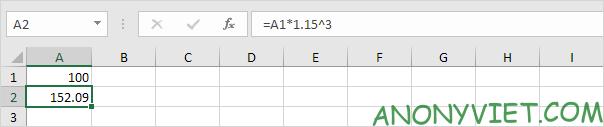 Bài 174: Cách sử dụng hàm IRR trong Excel 46