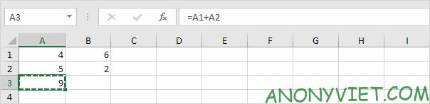 Bài 122: Cách sao chép công thức trong Excel