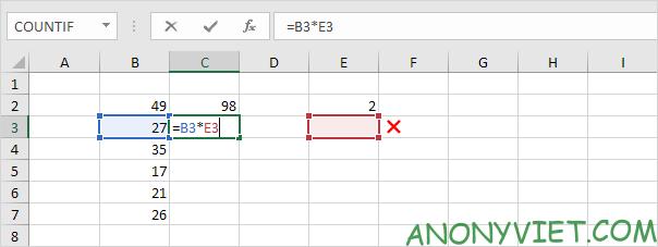 Bài 129: Tham chiếu tuyệt đối trong Excel 61