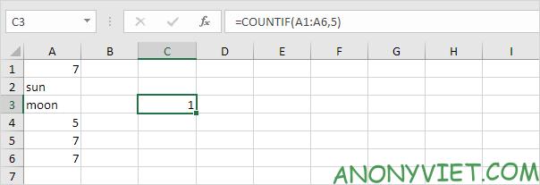 Bài 202: Cách đếm các giá trị duy nhất trong Excel 34