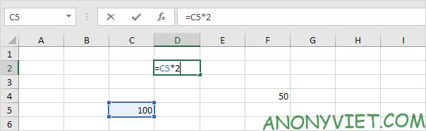 Bài 197: Tham chiếu vòng tròn trong Excel 72