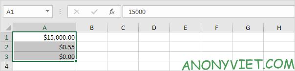 Bài 41: Định dạng đơn vị tiền tệ trong Excel 19