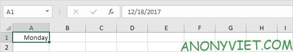 Bài 136: Cách sử dụng hàm Weekday trong Excel 42