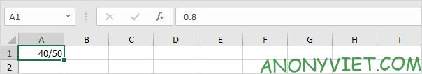 Bài 40: Cách nhập và định dạng Phân số trong Excel 36