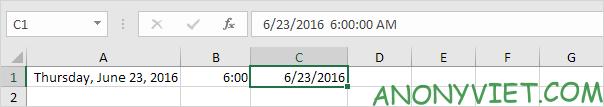 Bài 133: Định dạng Date và Time trong Excel 32