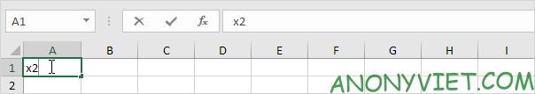 Bài 50: Cách thêm Chỉ số trên và chỉ số dưới trong Excel 34