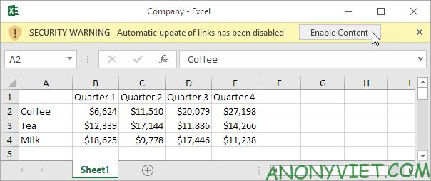 Bài 124: Cách tham chiếu bên ngoài trong Excel 53