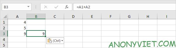 Bài 122: Cách sao chép công thức trong Excel 83