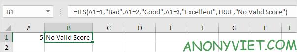 Bài 117: Cách sử dụng hàm Ifs trong Excel 39