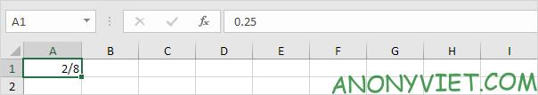 Bài 40: Cách nhập và định dạng Phân số trong Excel 35