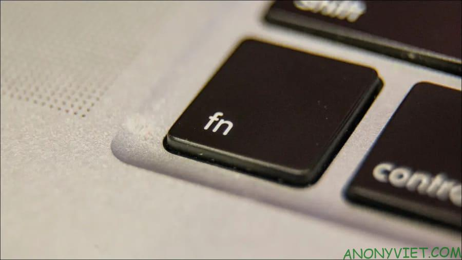 Phím Fn hay Function trên bàn phím là gì?