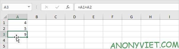Bài 122: Cách sao chép công thức trong Excel 79