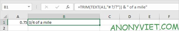 Bài 151: Cách sử dụng hàm Text trong Excel 45