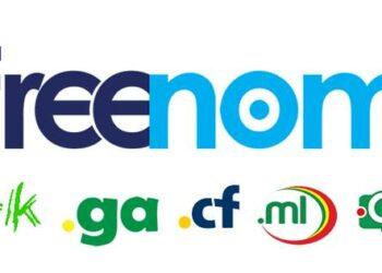 freenom reg domain free