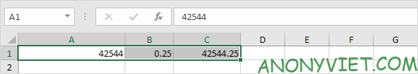Bài 133: Định dạng Date và Time trong Excel 30