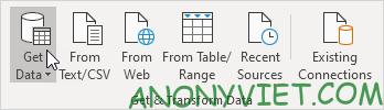 Bài 95: Cách nhập file dữ liệu Access vào Excel