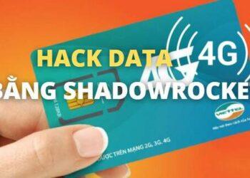 hack data 4g ios