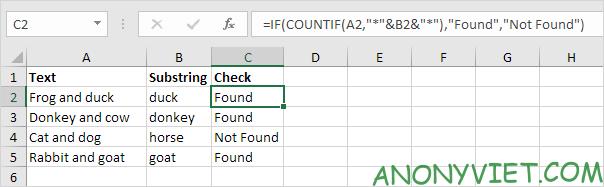 Bài 118: Kiểm tra ô chứa văn bản trong Excel 32