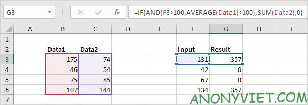 Bài 113: Cách sử dụng hàm IF trong Excel 62