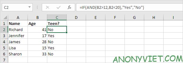 Bài 113: Cách sử dụng hàm IF trong Excel 61