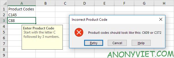 Bài 69: Cách tạo mã sản phẩm trong Excel 28