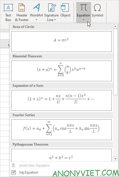 Bài 50: Cách thêm Chỉ số trên và chỉ số dưới trong Excel 40