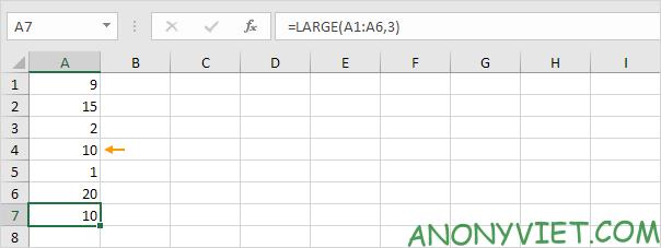 Bài 177: Cách sử dụng hàm AVERAGE trong Excel 52
