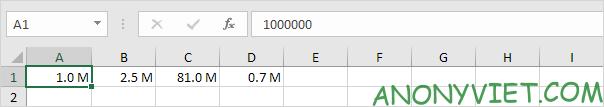 Bìa 44: Cách tùy chỉnh Định dạng số trong Excel 17
